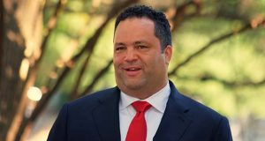 Benjamin Jealous. (The Daily Record / Bryan P. Sears)