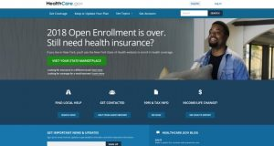 "The HealthCare.gov website main page. The Trump administration is clearing the way for insurers to sell short-term health plans as a bargain alternative to pricey ""Obamacare"" for consumers struggling with high premiums. But the policies don't have to cover pre-existing conditions and benefits are limited. It's not certain if that's going to translate into broad consumer appeal among people who need an individual policy. (HHS via AP)"