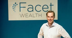 Facet Wealth's CEO and co-founder Anders Jones. (Facet Wealth)