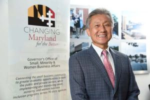 Jimmy Rhee, Special Secretary of the Governor's Office of Small, Minority & Women Business Affairs