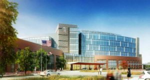 The University of Maryland Shore Medical Center at Easton is planning a $350 million replacement hospital for its aging facility. (Submitted)