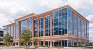 One of two leases Window Nation signed with St. John Properties includes office space at 8110 Maple Lawn Blvd. in Howard County. (Photo Courtesy of St. Jon Properties)