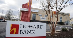 01.13.12- BALTIMORE, MD- Exteriors of the new Howard Bank Location on Rt.40 West in Ellicott City. (Maximilian Franz/The Daily Record)