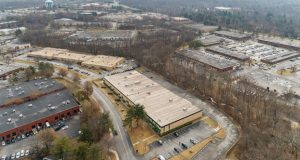 Industrial properties along Red Branch Road in Columbia sold for $13.2 million. (Photo Courtesy NKF Capital Markets)