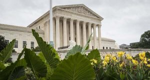 The issue before the high court confronts the justices with a question they have yet to answer directly: Whether partisan gerrymandering can violate the First Amendment rights of minority voters in a congressional district. (File Photo)