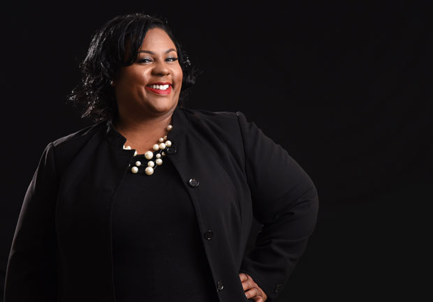 Five women who changed my life: LaKeecia Allen
