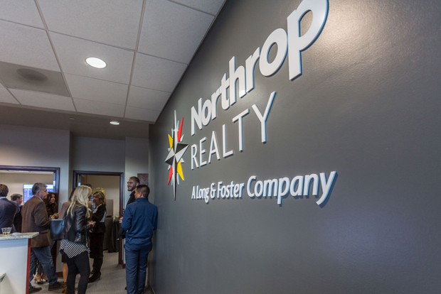Northrop Realty's new, larger office space has been built to support additional agents as it continues its expansion in the Baltimore and Washington region. (Photo courtesy of Northrop Realty)