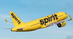 Spirit Airlines. (Submitted photo)
