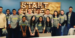 FastForward U's latest O'Conner Fund cohort includes four companies led by Johns Hopkins University undergraduates. (Submitted photo.)