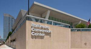 City officials say that the Baltimore Convention Center is too small to meet many of the demands of today's convention planners. (The Daily Record/File Photo)