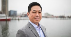 Jacob Hsu, CEO of Catalyte (Submitted photo / Catalyte)