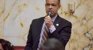 Sen. Malcolm Augustine, D-Prince George's County. (Bryan P. Sears / The Daily Record)