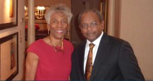 Eddie C. Brown, founder, chairman and CEO of Brown Capital Management Inc., and his wife, Sylvia, have been actively involved with the Baltimore Museum of Art since 1997.