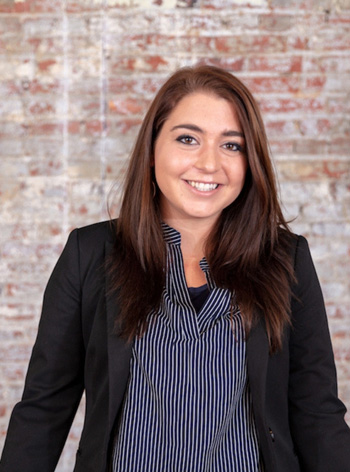 Sarah Hall, digital marketing manager with SHIFT