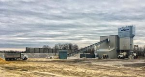Chaney Enterprises acquired this PCS Concrete plant in Sparrows Point. (Chaney Enterprises submitted photo)