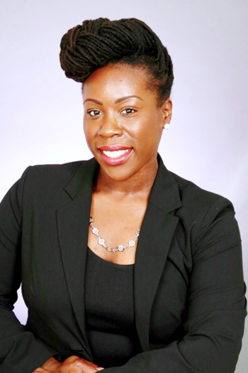 Stephanie Erhueh, manager of the Waldorf and Lexington Park offices with Long & Foster Real Estate.