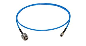This image depicts one of the Ventev by RF Industries cable assemblies. (Tessco Technologies Inc. image)