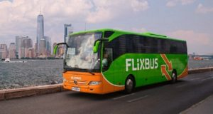 Flixbus is adding service to East Coast cities. (Submitted Photo)