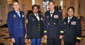 Maryland National Guard leadership