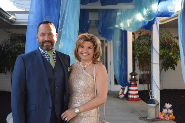 Steve Linkous, president and CEO of Harford Mutual Insurance Companies, attended the 15th annual After d'Arc Gala with his wife, Sandy Linkous. (Photo by The Arc Northern Chesapeake Region)