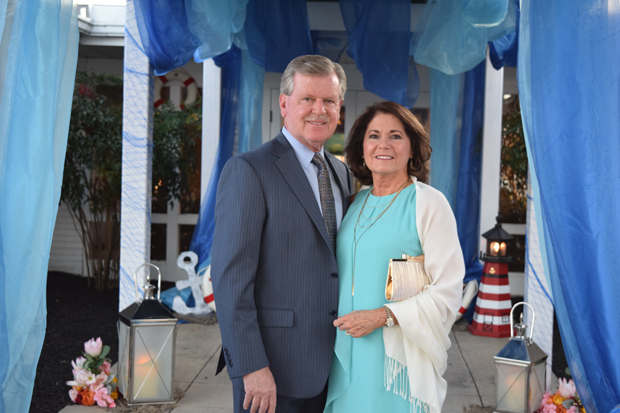 Fred Anderson, a partner with Thompson Automotive, and his wife Brenda Anderson attended the 15th annual After d'Arc Gala. (Photo by The Arc Northern Chesapeake Region)
