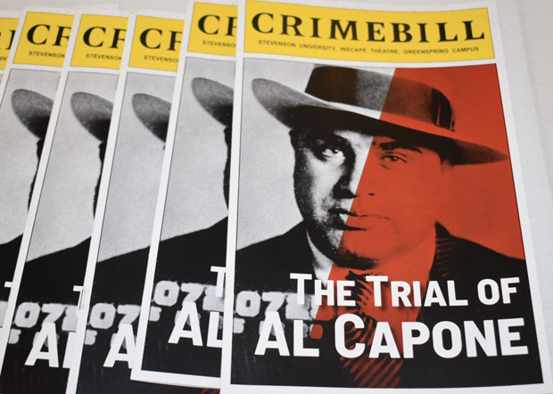 Al Capone was suspected of ordering the St. Valentine's Day Massacre, but was never charged. (Photo courtesy of the Maryland State Bar Association)