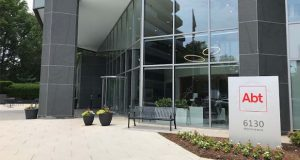 Abt Associates Inc.'s office in Rockville. (Submitted photo)