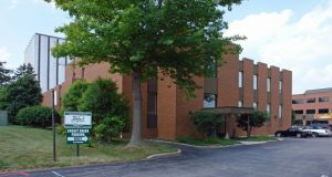 The 25,700 square-foot building at 1215 York Road in Lutherville-Timonium was owned and occupied by First Financial of Maryland Federal Credit Union. (File photo)
