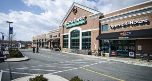 Harris Teeter at Shoppes at Foxchase, which has been purchased by First Washington Realty. (Submitted Photo)