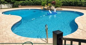 Swimming pools are the latest commodity that can be shared through an application. (Photo courtesy of Swimply)