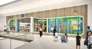 Toys R Us, which closed all of its stores following its 2017 bankruptcy, is making a comeback. The company is opening two new stores this November in Texas and in New Jersey. Rendering from Toys R Us)