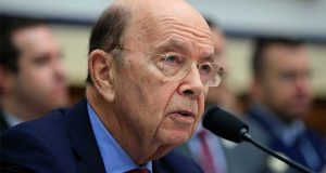 FILE - In this June 22, 2018, file photo, Commerce Secretary Wilbur Ross, testifies on Capitol Hill in Washington. (AP Photo/Manuel Balce Ceneta, File)
