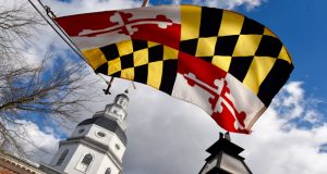 The Maryland State House.