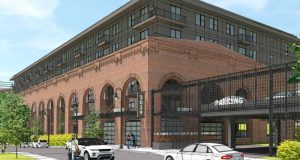 Clipper Mill/Tractor Building Rendering (submitted rendering)