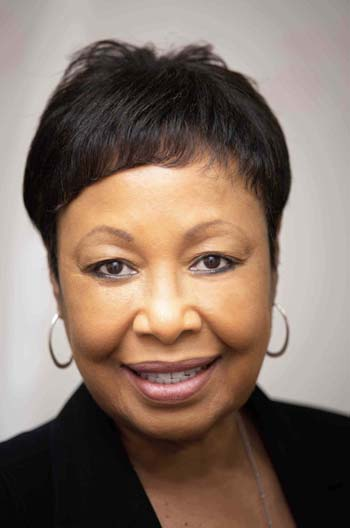 Donna Howard, vice president for institutional advancement at Morgan State University and executive director of the Morgan State University Foundation Inc.