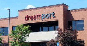 Dreamport on Columbia Gateway Drive in Columbia. (The Daily Record / Tim Curtis)