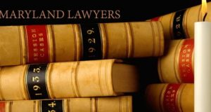 (Facebook) The cover photo for the Maryland Lawyers Facebook group.