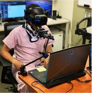 MICA and the University of Maryland School of Medicine are working together to develop games that would help spinal trauma patients relearn how to breathe. (Submitted photo)