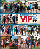VIP List 2019 cover image