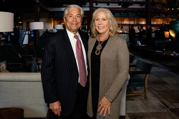 Donald A. Mattran Jr., a partner at Foundry Wealth Advisors, and Marianne D. Mattran, president and co-founder of Foundry Wealth Advisors, attended the United Way of Central Maryland's annual Toqueville Society celebration. (Photo courtesy of United Way in Central Maryland)