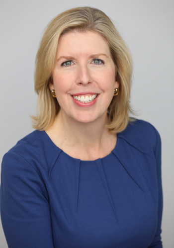Linda Schaefer Cameron, vice president of philanthropy with Kennedy Krieger Institute
