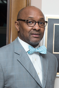 Rev. Charles McNeill, President, National Capital Baptist Convention