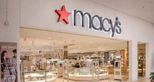 The Macy's store in the Centre at Salisbury will be in the process of closing down operations over the next several weeks. (File photo)