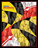 Influential Marylanders cover image 2013