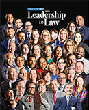 Leadership in Law cover image 2019