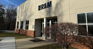 R&M's new 10,000-square-foot office and production facility in Elkridge, Maryland