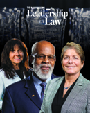 Leadership in Law cover