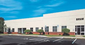 R&M's new U.S. East Coast office and network cabling production facility in Elkridge, Maryland
