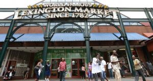 The developer leading the overhaul of Baltimore's historic Lexington Market says the project is on track for completion in early 2022.