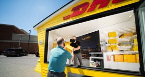 DHL Pop Up Store Maryland